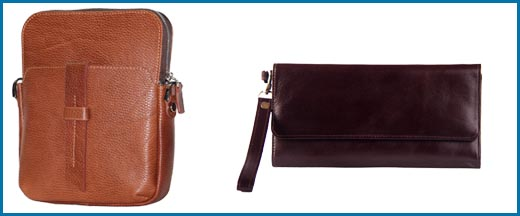 کیف چرمی - هدایای تبلیغاتی اورجینال